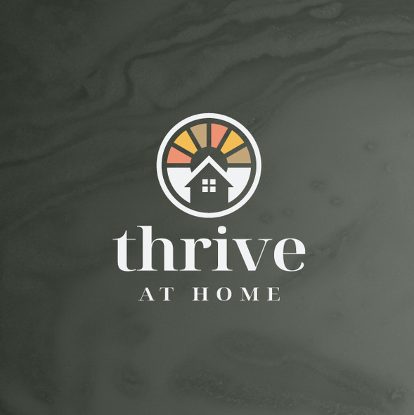 Horizon logo with the title 'Thrive At Home'