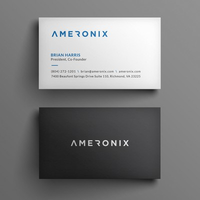 Ameronix, Rebranding a Digital Agency