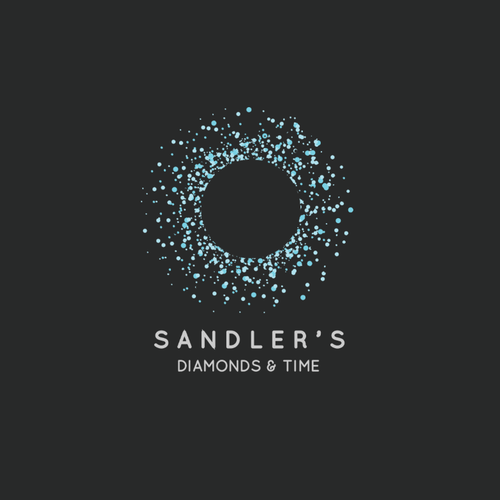 Sophisticated brand with the title 'Logodesign for a Jewelry & Watch Store'
