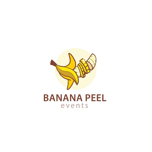 Gold crown logo with the title 'Banana (For Sale)'