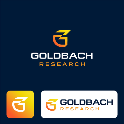 Brand with the title 'Goldbach Research'