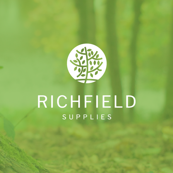 Leisure logo with the title 'Richfield Supplies'