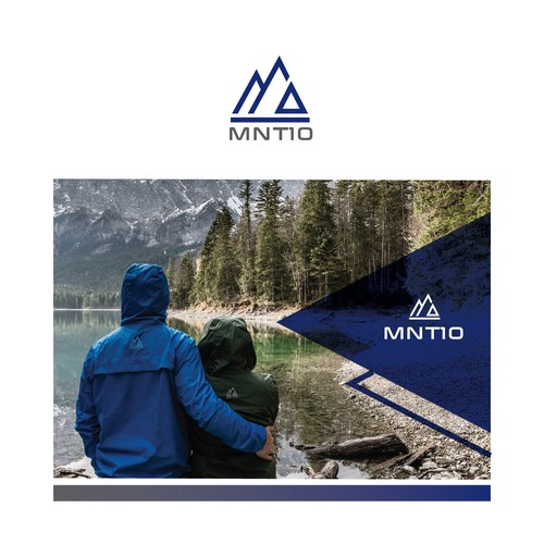 Active logo with the title ' Logo for Outdoor Equipment Brand'