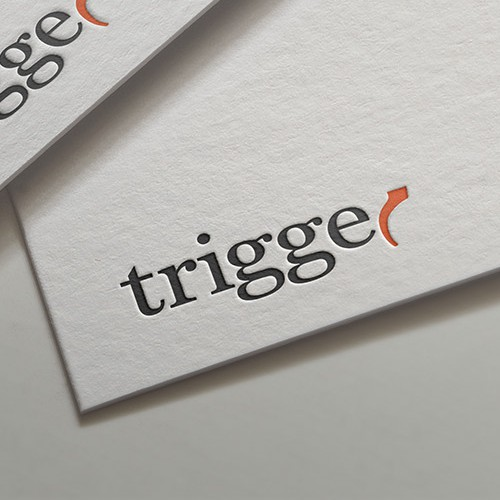 Marketing design with the title 'Logo for marketing agency'