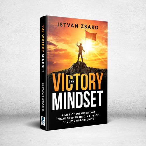 Victory design with the title 'The Victory Mindset'