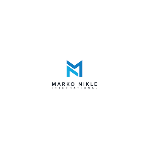 N logo with the title 'Marko Nikle'