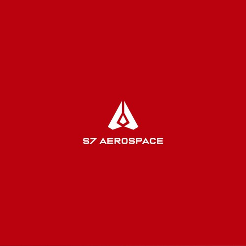 Driving logo with the title 'S7 AEROSPACE'