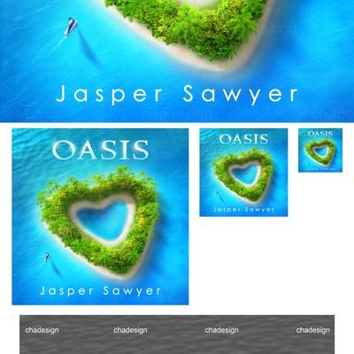 "Music Cover Design ""JASPER SAWYER"""