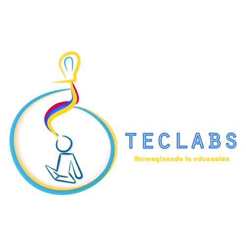 Brilliant logo with the title 'Logo for TECLABS'