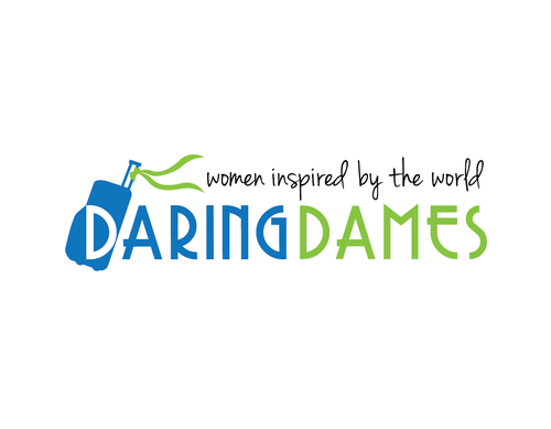 Trunk logo with the title 'New logo wanted for Daring Dames'