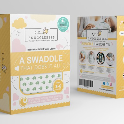 Swaddle Packaging Design