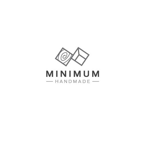Homeware logo with the title 'Minimum Handmade'