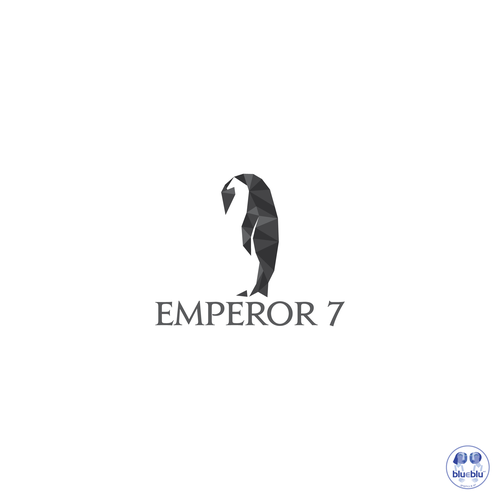 Dad design with the title 'Emperor Penguin'