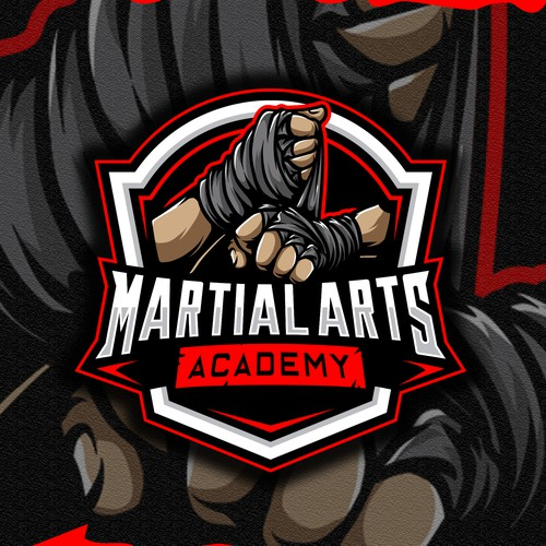 Esport brand with the title 'MAA LOGO'
