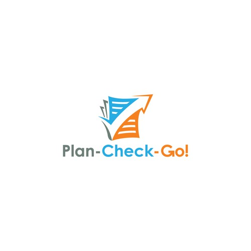 Check mark logo with the title 'Plan Check Go'