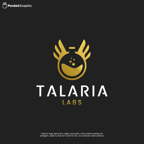 Laboratory logo with the title 'Talaria Labs'