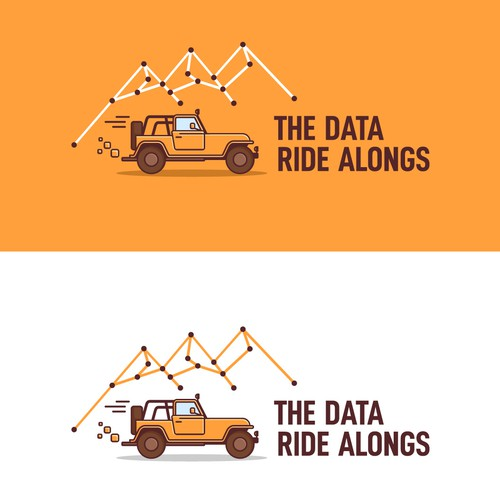 4x4 logo with the title 'The Data Ride Alongs'