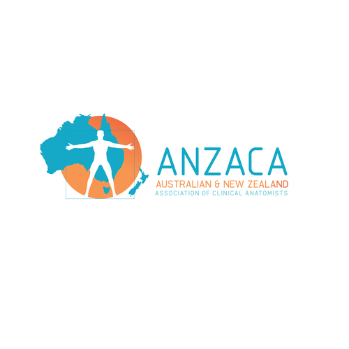 Australian logo with the title 'vitruvian'