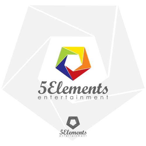 Element logo with the title '5 Elements Entertainment'
