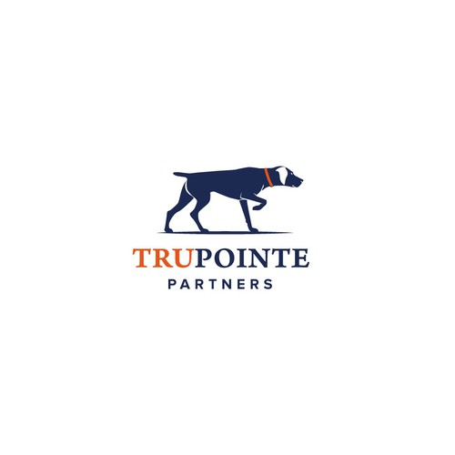 Pointer design with the title 'TruPointe Partners'