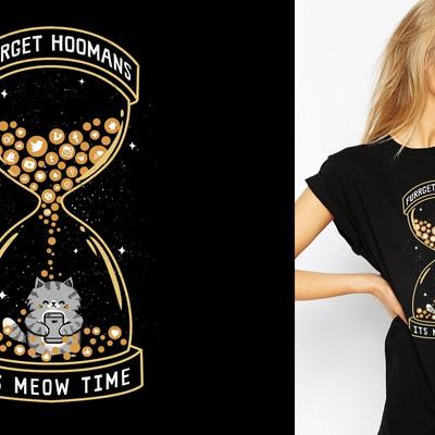 Meow Time! Furrget the Hooman!