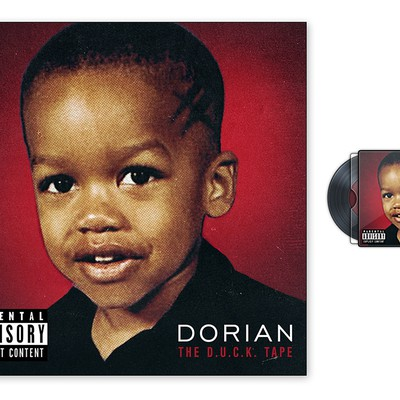 DORIAN ALBUM ARTWORK
