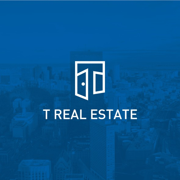 Home furnishing design with the title 'Take your Real Estate Logo to another level'