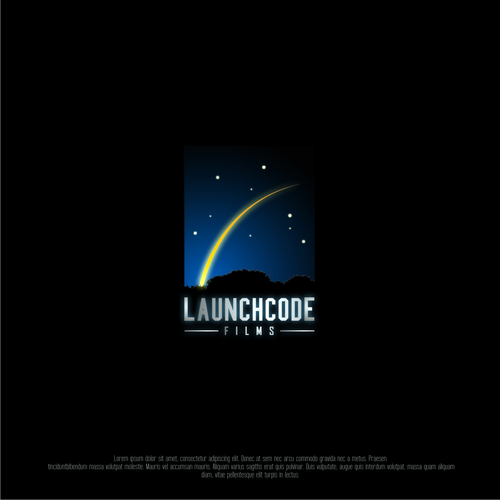 Launch logo with the title 'Upstart Film Company Needs Epic Logo...help!'