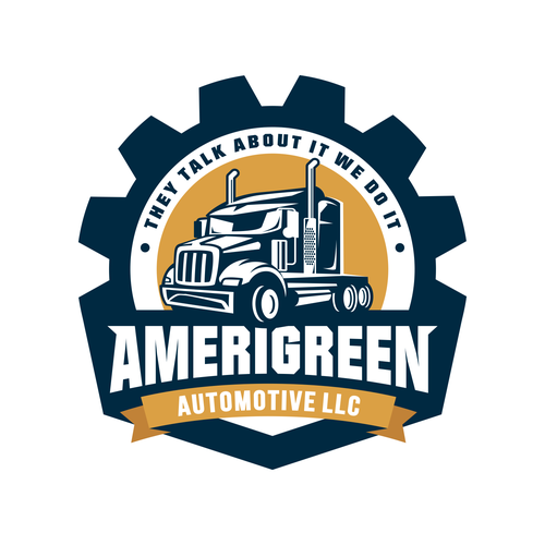 Trailer design with the title 'Amerigreen'