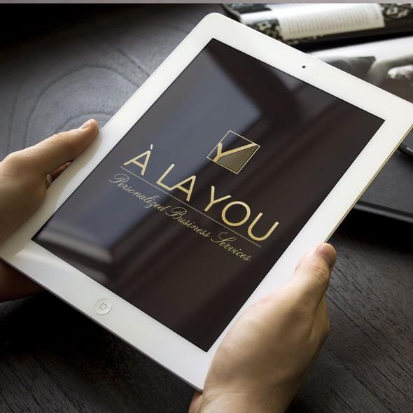 Executive logo with the title 'A La You'