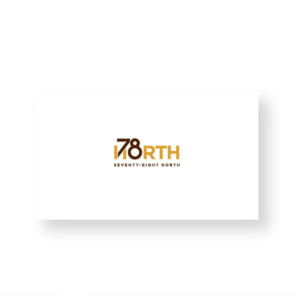 Wordplay logo with the title '78 North'
