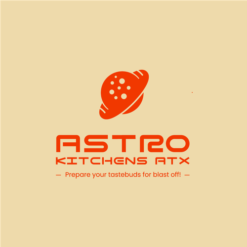 Kitchen brand with the title 'Astro Kitchens ATX'