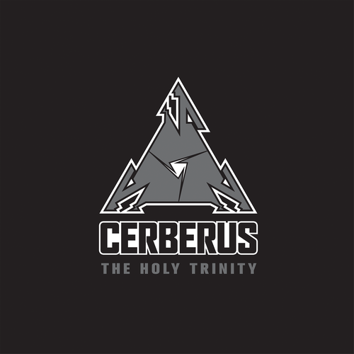 Cerberus logo with the title 'Cerberus logo'