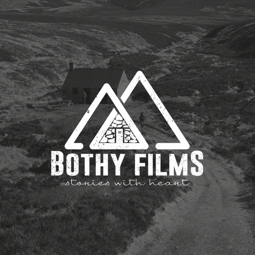Film production logo with the title 'Logo for a video production company '