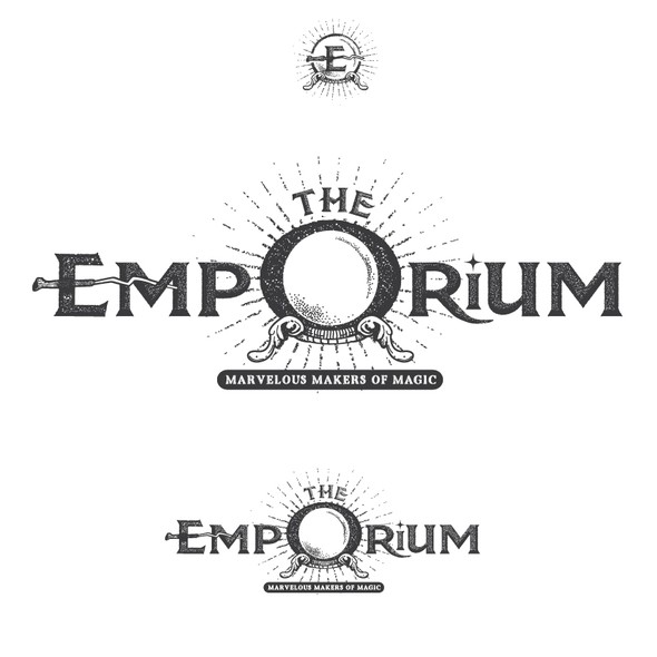 Depot logo with the title 'The Emporium'