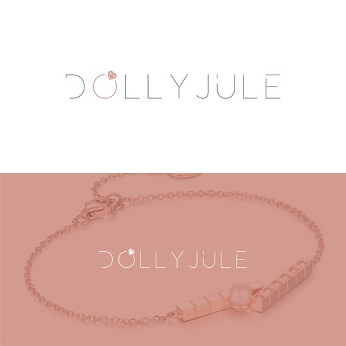 Precious design with the title 'DOLLYJULE'