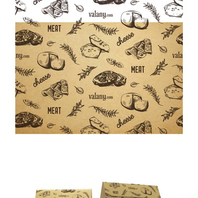 Pattern for Deli bag