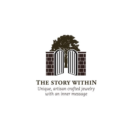 Gate logo with the title 'The Story Within'