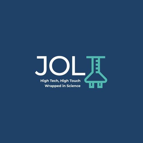 Plug design with the title 'Jolt'