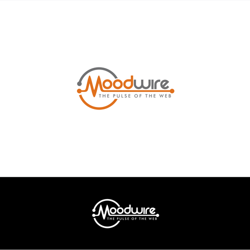Pulse logo with the title 'Moodwire'