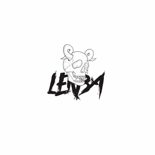Sketchbook logo with the title 'lekba'