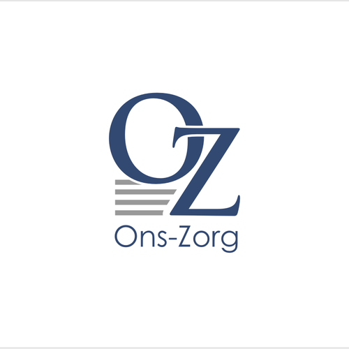 Elderly logo with the title 'Onzorg'