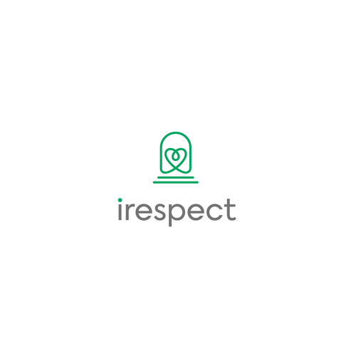 Platform logo with the title 'irespect'