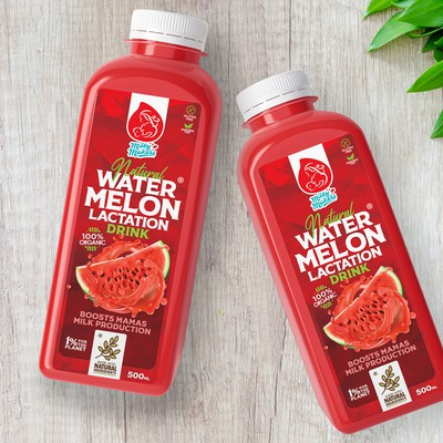 Water Melon Lactation Drink