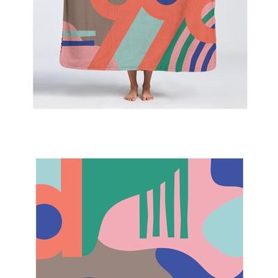 Minimal 99designs blanket