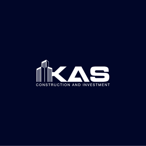 Construction design with the title 'KAS'