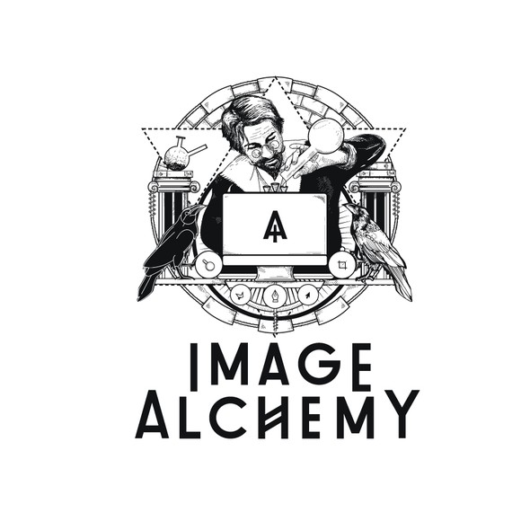 Alchemy design with the title 'Image Alchemy'