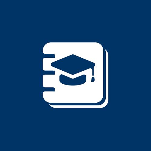Academy logo with the title 'Directory School Logo   Privatschule-Schweiz.ch   School Directory Logo   School   Smart Logo'