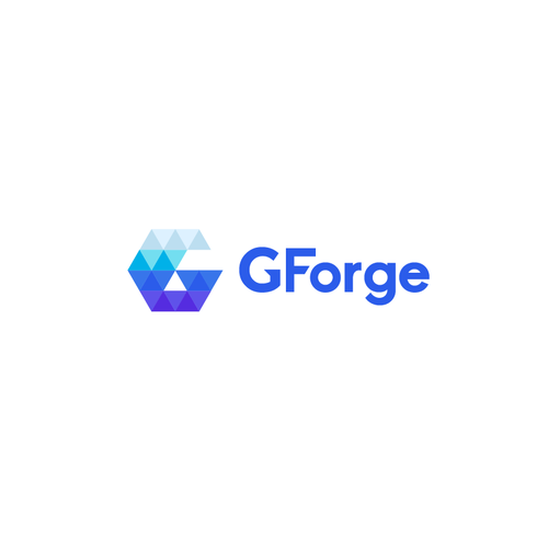 Collaboration design with the title 'GForge'