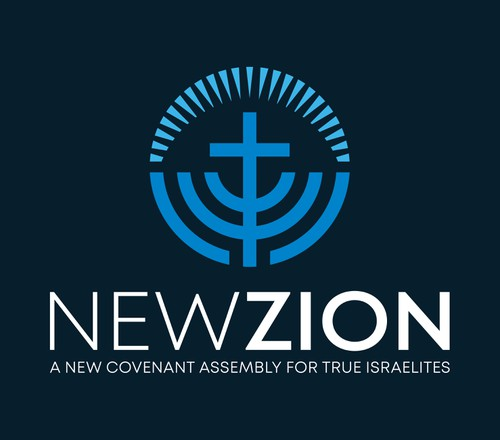 Ray design with the title 'New Zion'